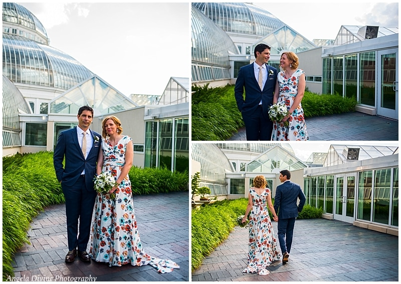 Como Conservatory Wedding