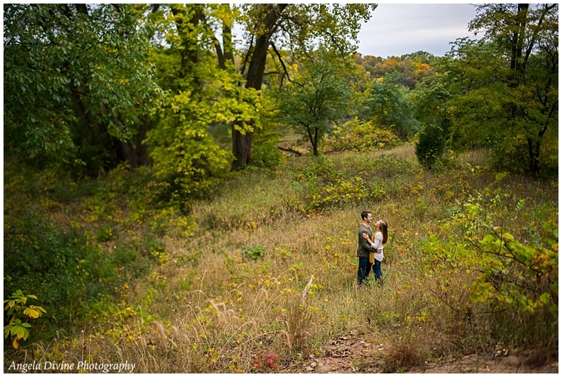 East River Parkway Engagement Session