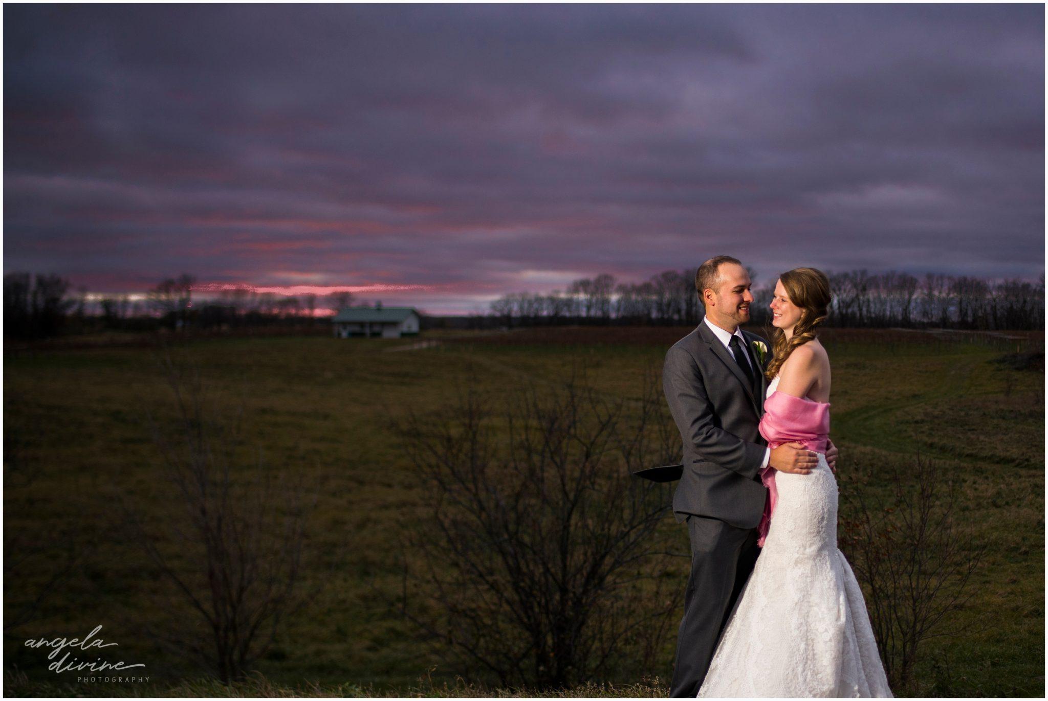 Carlos Creek Winery Wedding