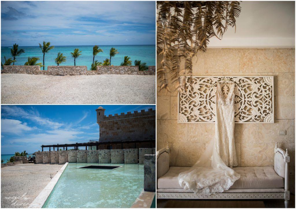 Sanctuary Cap Cana Wedding Swim Up Suite