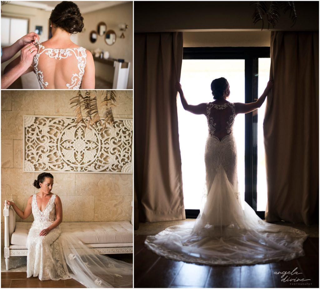 Sanctuary Cap Cana Wedding Bridal Room