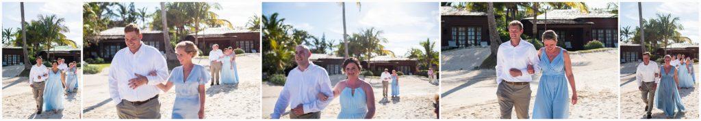 Sanctuary Cap Cana Wedding Punta Cana Ceremony Processional
