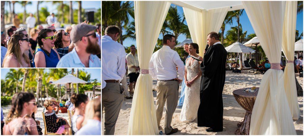 Sanctuary Cap Cana Wedding Punta Cana Beach Ceremony