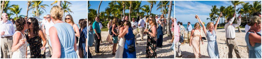 Sanctuary Cap Cana Wedding Punta Cana Beach Ceremony Celebrations