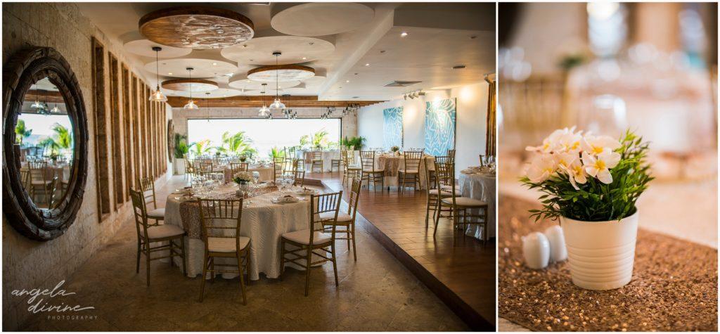 Sanctuary Cap Cana Wedding Punta Cana Ocean Bar Reception Details