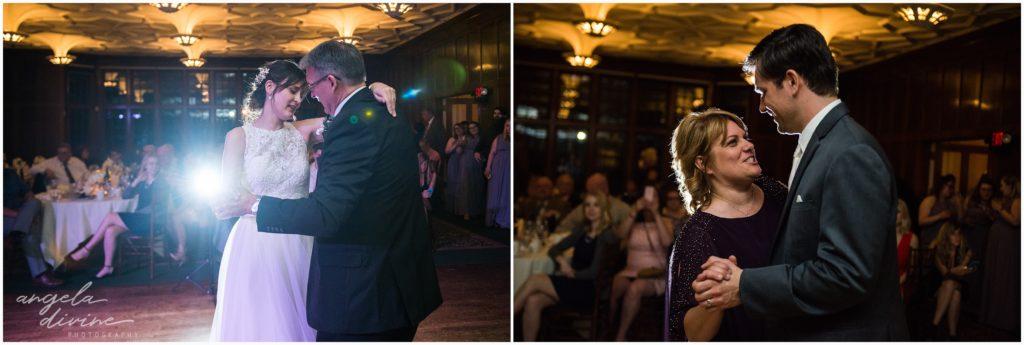 v=University Club wedding formal dance