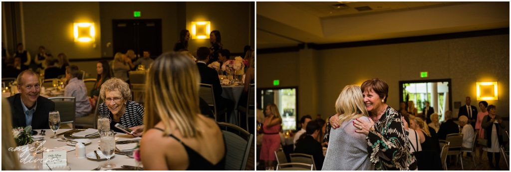 Westin Edina Galleria Wedding Reception