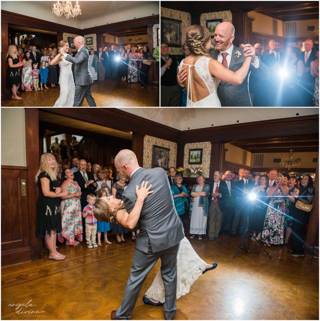 summitmanorwedding24summit manor wedding first dance
