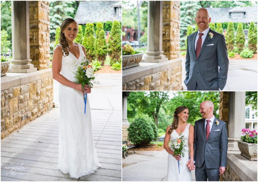 summit manor wedding bride and groom formals