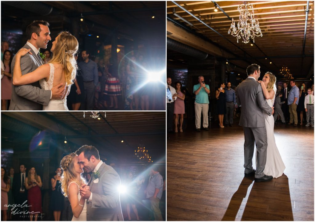 lowertown event center first dance