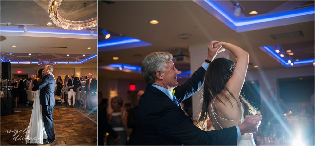 hotel landing wayzata wedding father daughter dance