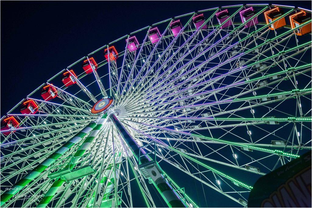 Minnesota State Fair Big Wheel