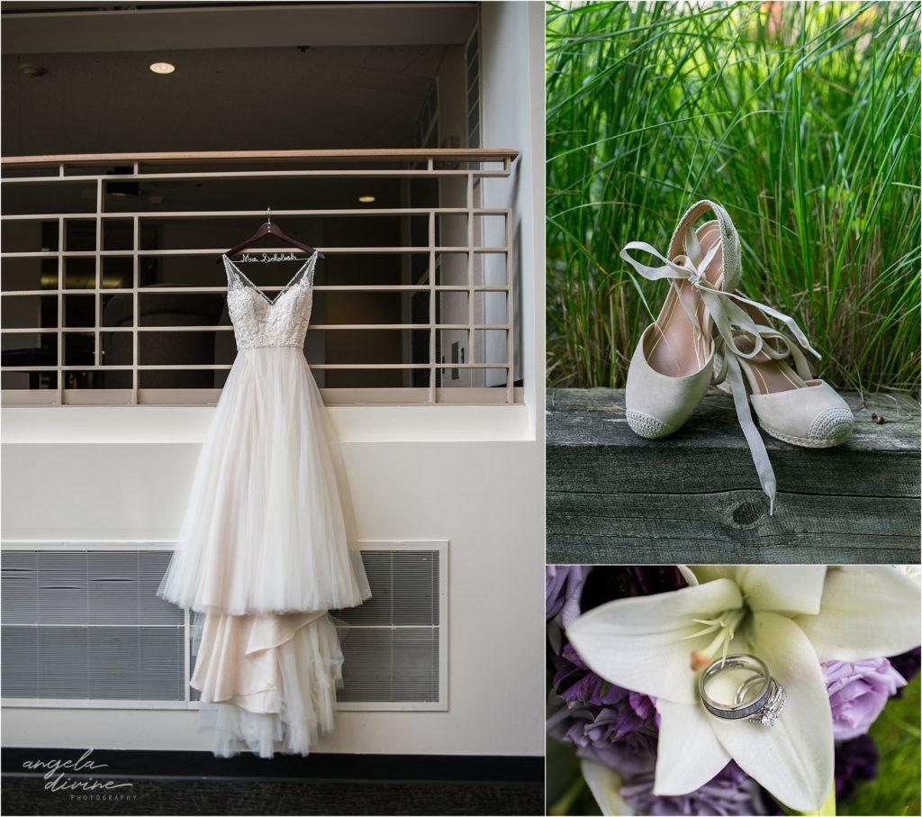 oak ridge conference center wedding dress