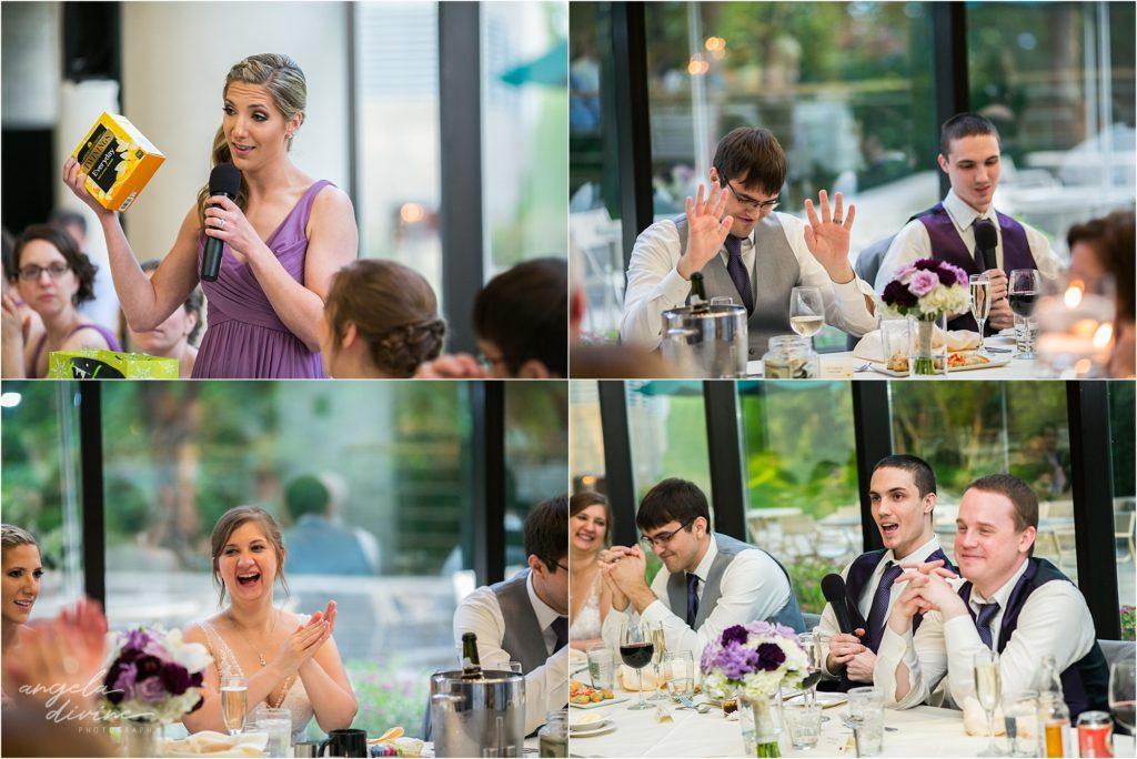 oak ridge conference center wedding speeches