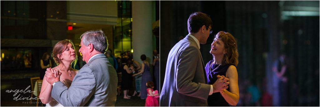 oak ridge conference center wedding dances