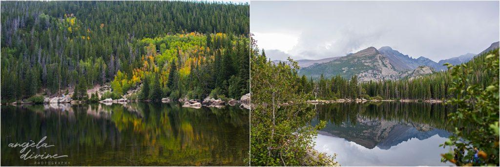 Moraine Park Colorado Bear Lake