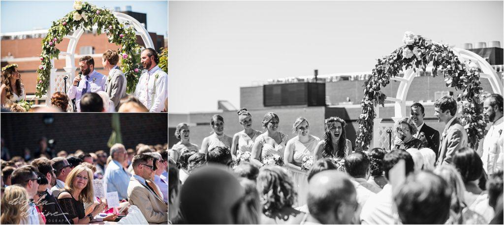 Campus Club Wedding Ceremony Traditions