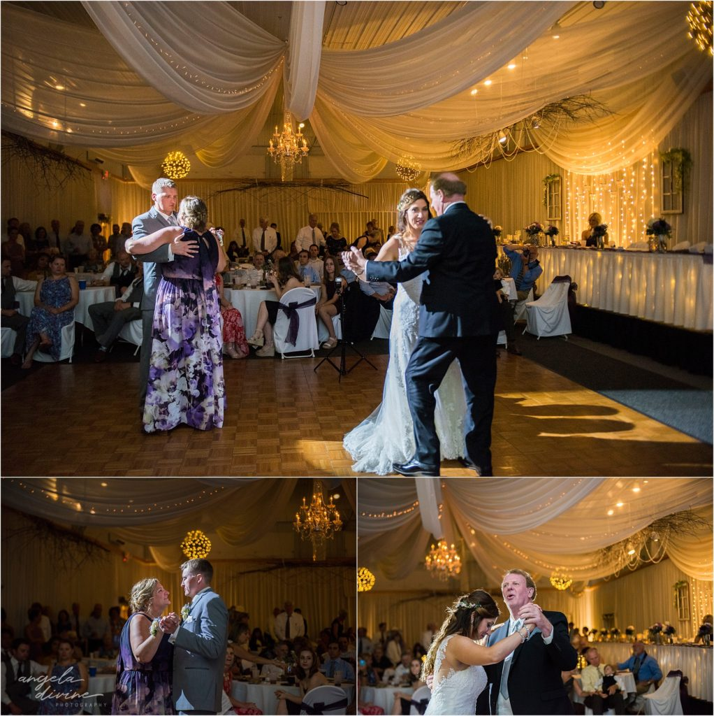 pine peaks event center wedding dance
