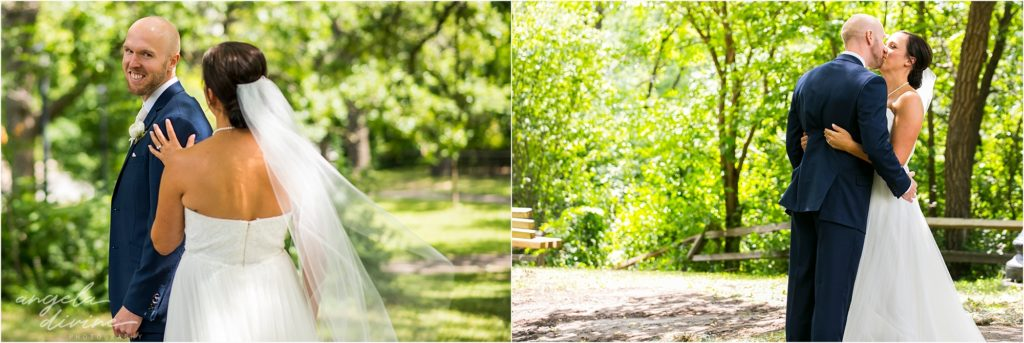 Profile Event Center wedding first site