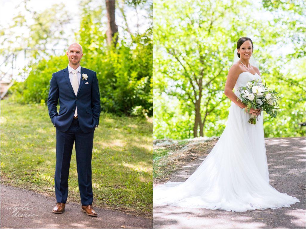Profile Event Center wedding bridal portrait