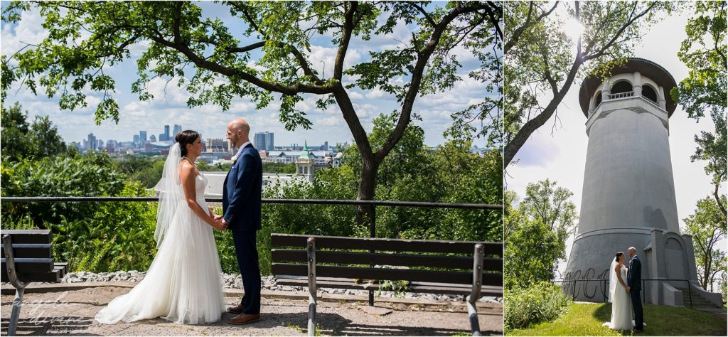 Profile Event Center wedding prospect park