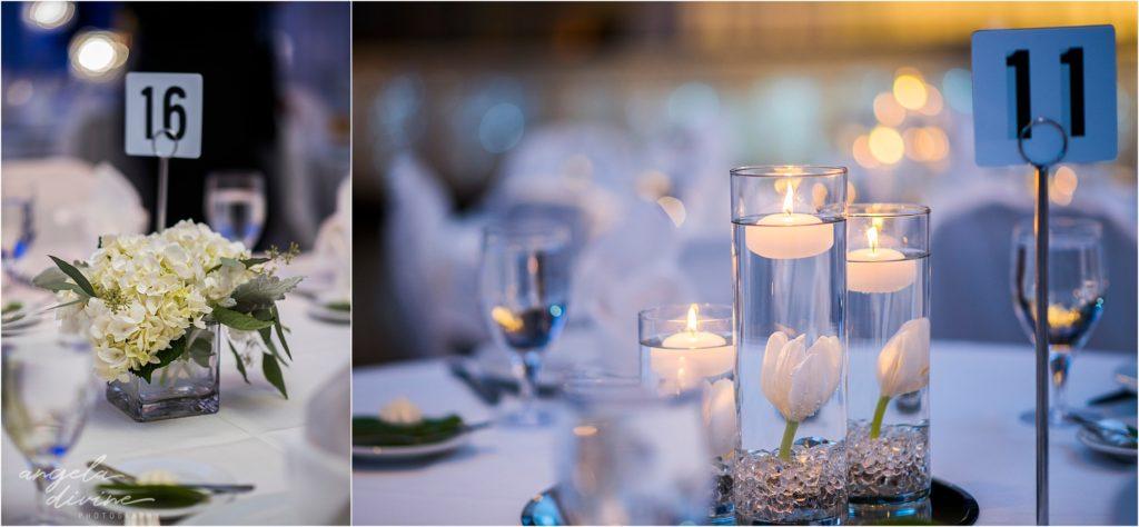 Profile Event Center wedding details