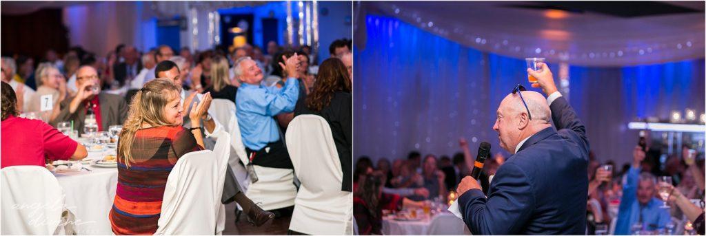 Profile Event Center wedding speech