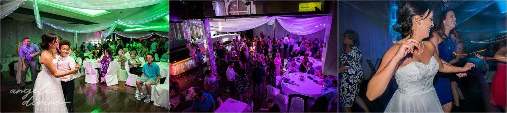 Profile Event Center wedding dance floor