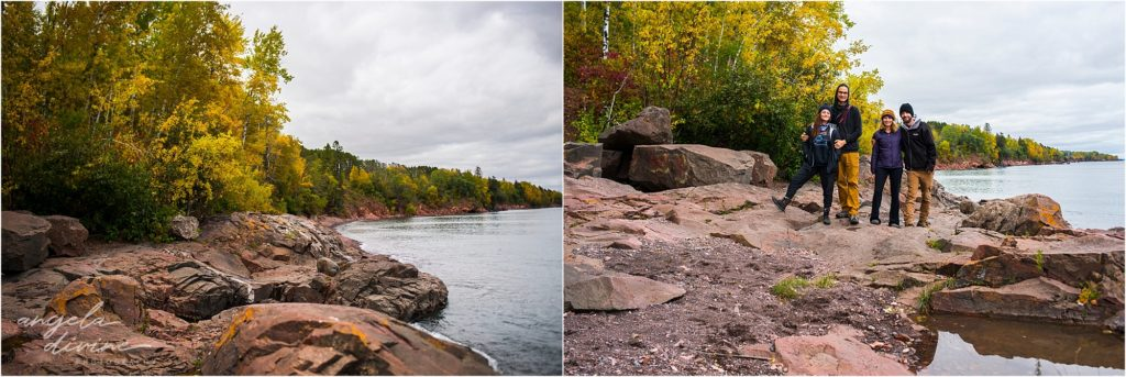 Duluth Beach Fall