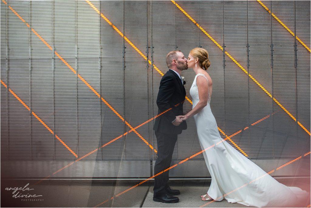 Day Block Event Center Wedding