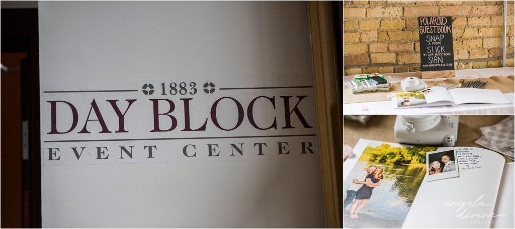 Day Block Event Center Wedding Door