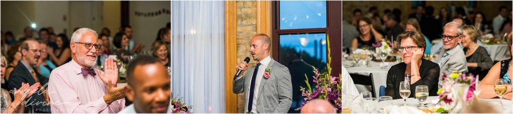 Day Block Event Center Wedding Reception Best Man Speech