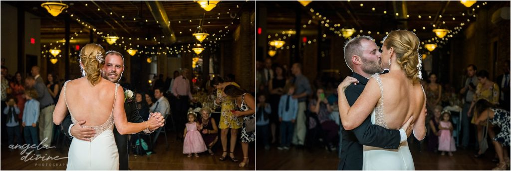 Day Block Event Center Wedding Reception Dance Floor
