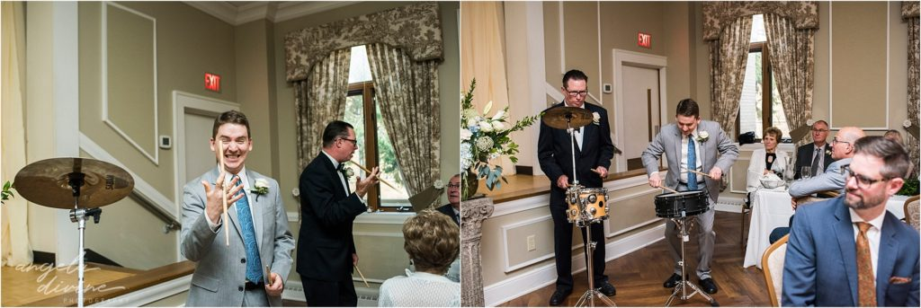 Gale Mansion Wedding Reception