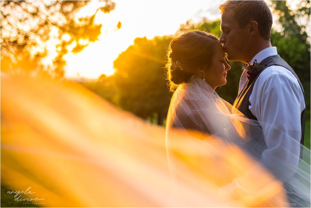 River Oaks Golf Course Wedding