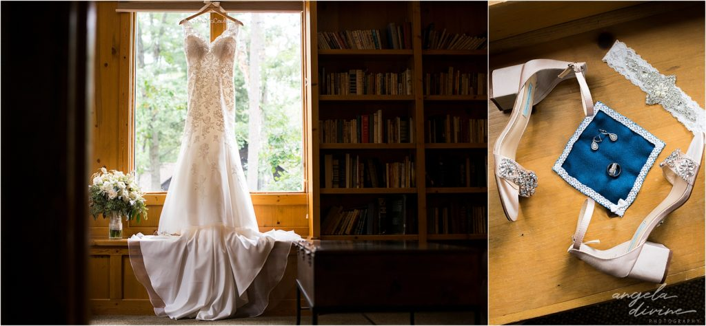 Grand View Lodge Wedding Dress