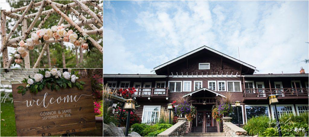 Grand View Lodge Wedding Venue