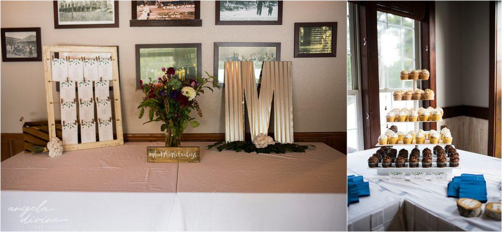 Grand View Lodge Wedding Ceremony Reception Details