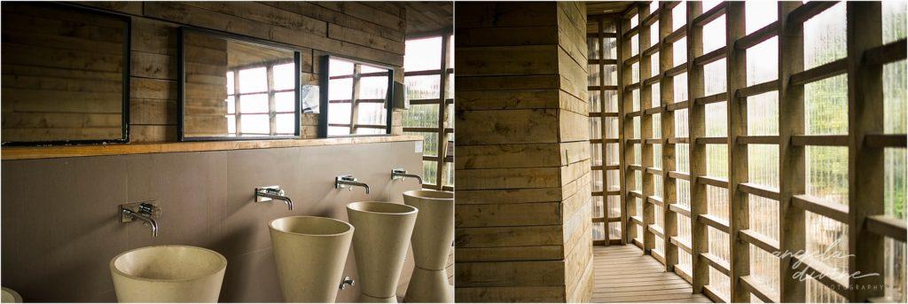 torres del paine w trek fances campsite solar bathrooms