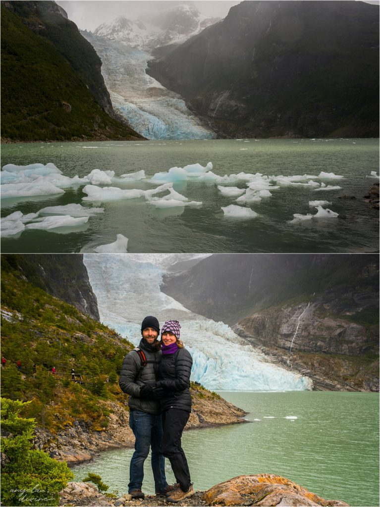puerto natales serrano glacier tour