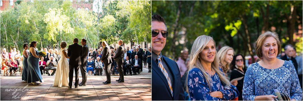 413 on Wacouta wedding Mears Park Ceremony