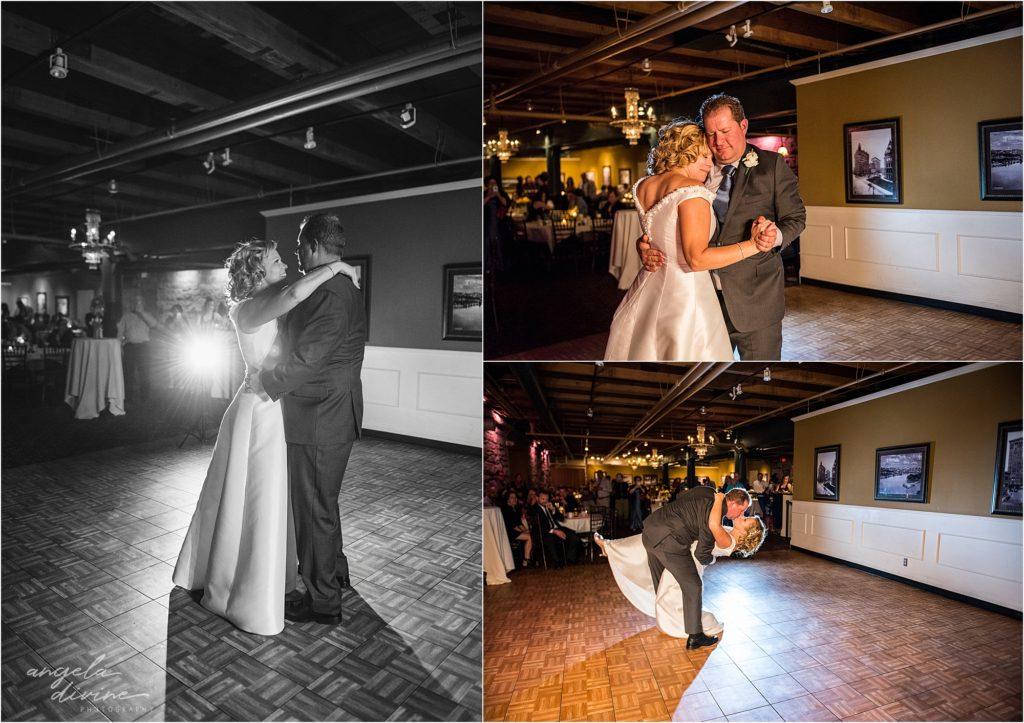 413 on Wacouta wedding first dance