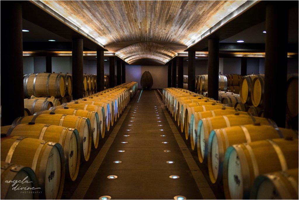 Santiago Chile - Lapostolle Winery