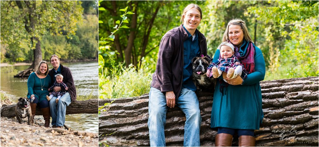 Minneapolis pet photographer - fur is my family project - Lennon and Greta