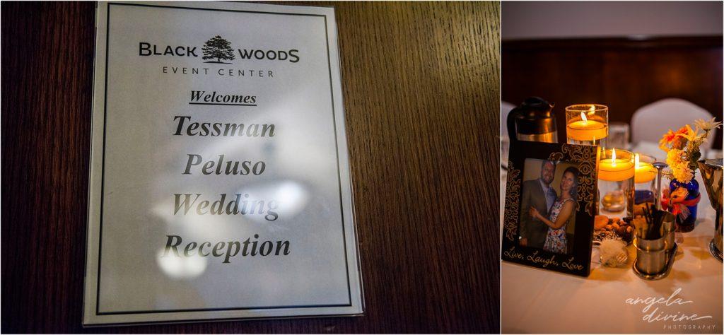 enger park duluth wedding Black woods event center