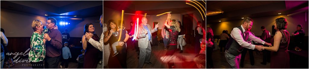 enger park duluth wedding Black woods event center father/daughter dance party
