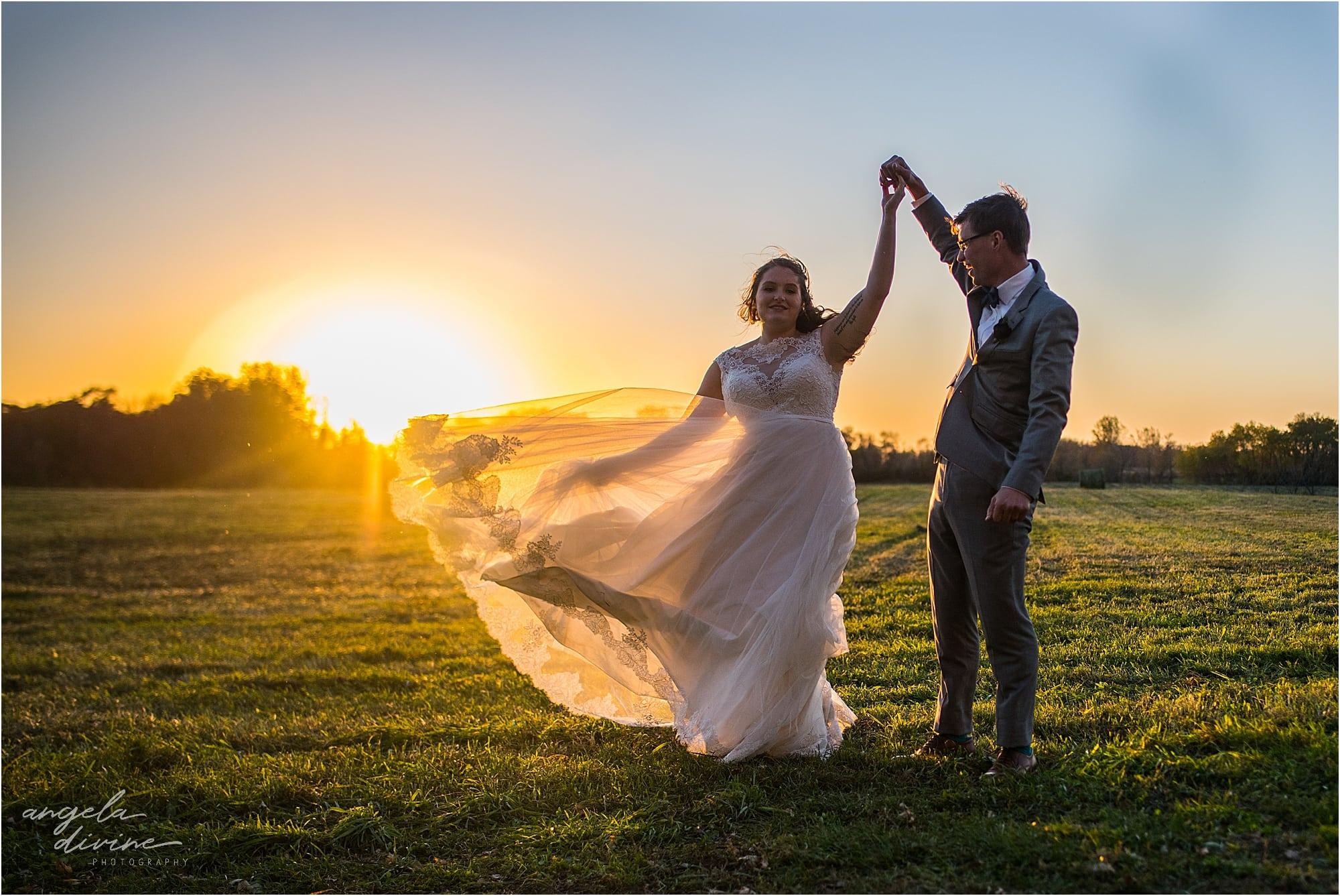The Cottage Farmhouse Wedding Glencoe MN