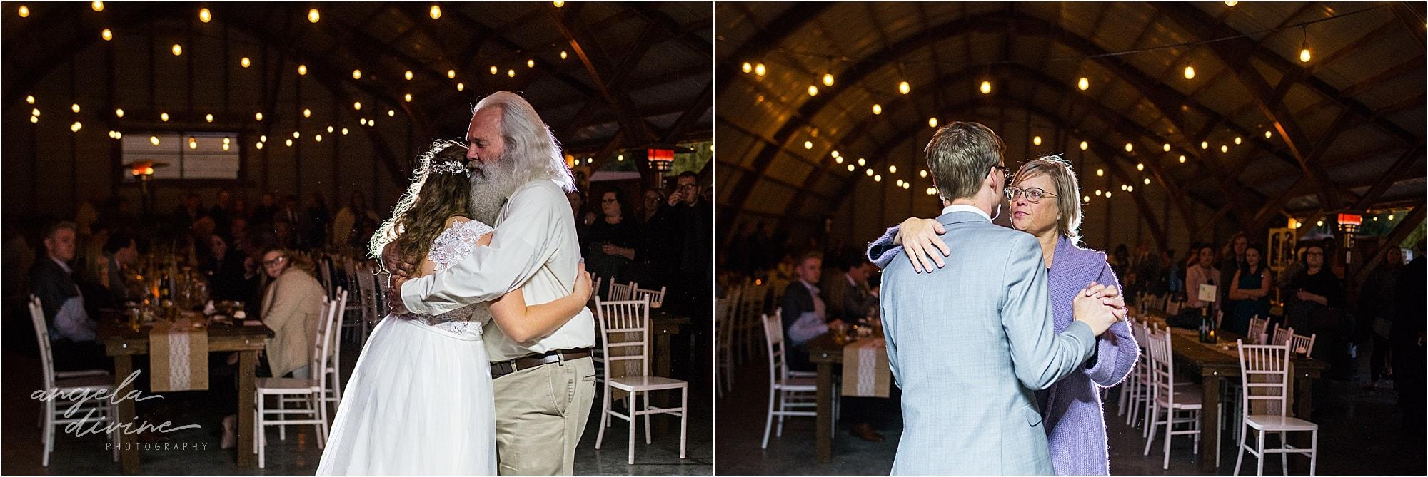 The Cottage Farmhouse Wedding Formal dances