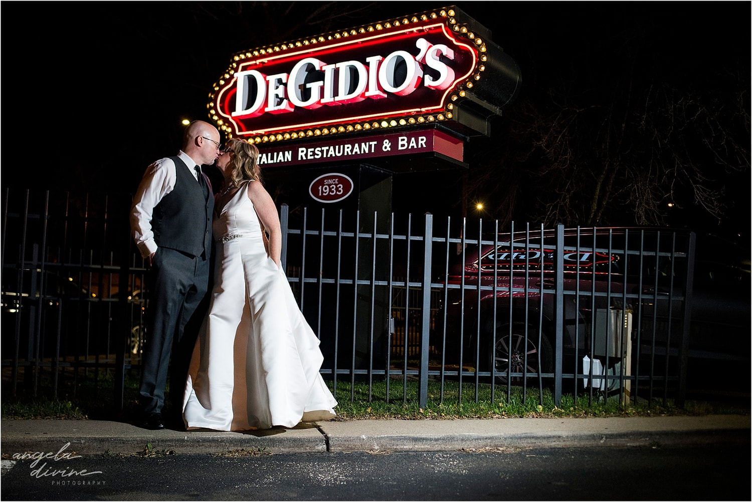DeGidio's Wedding