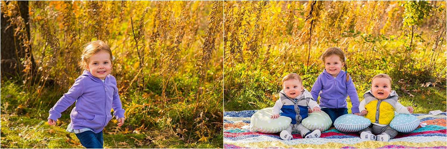 Apple Valley Family Session kids